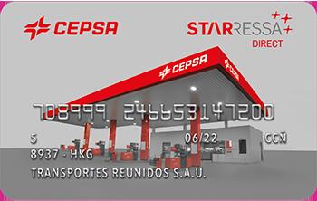 tarjeta Star Direct